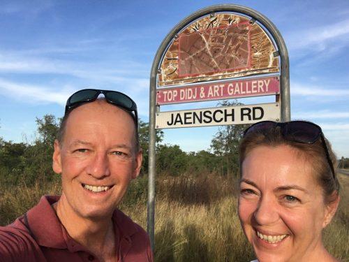 Katherine Jaensch Road
